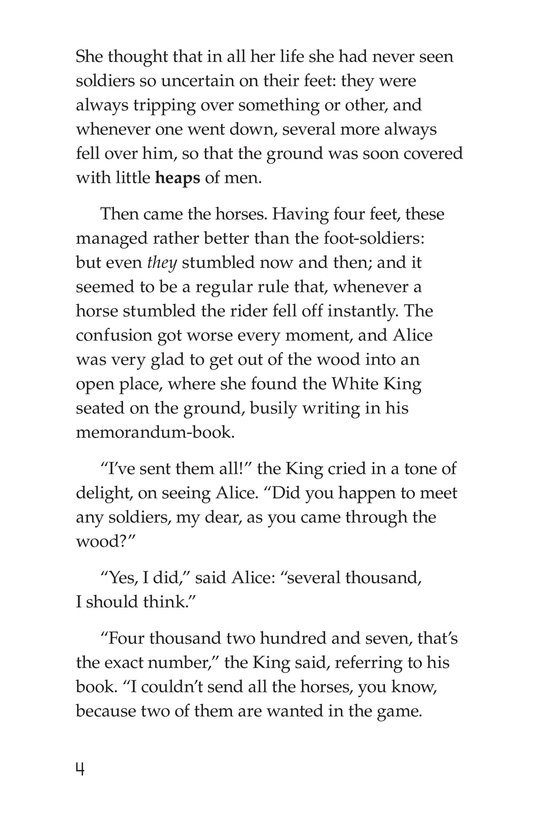 Book Preview For Through the Looking Glass (Part 7) Page 4