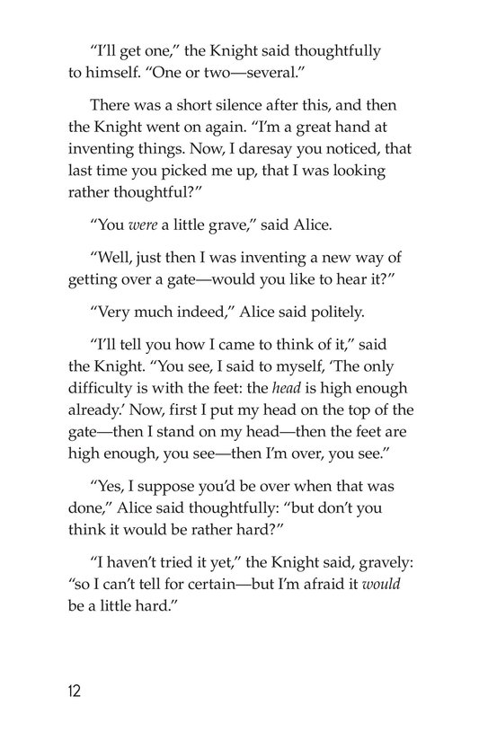 Book Preview For Through the Looking Glass (Part 8) Page 12