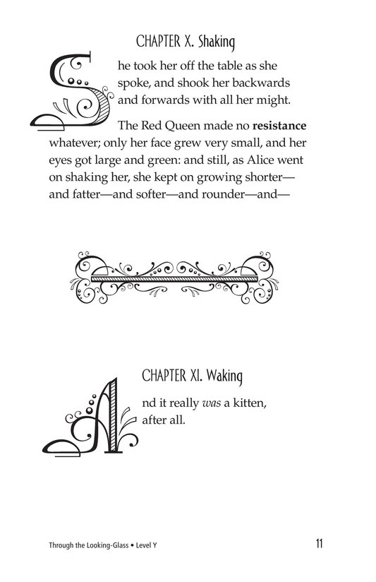 Book Preview For Through the Looking Glass (Part 10) Page 11