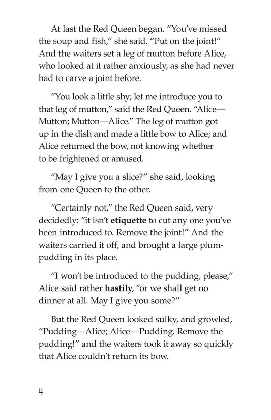 Book Preview For Through the Looking Glass (Part 10) Page 4