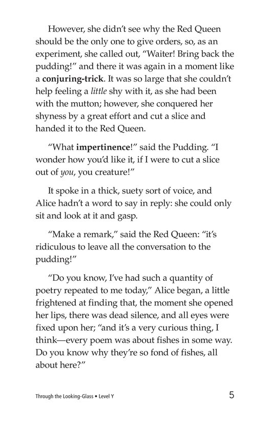 Book Preview For Through the Looking Glass (Part 10) Page 5