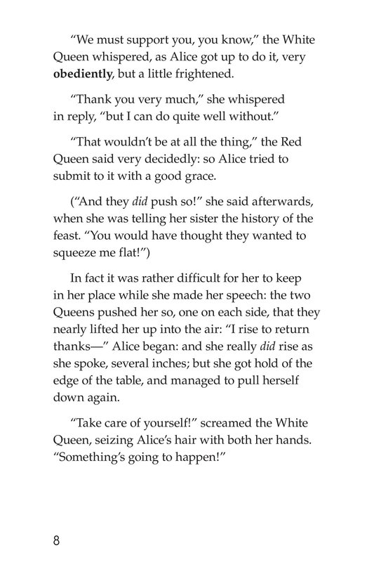 Book Preview For Through the Looking Glass (Part 10) Page 8