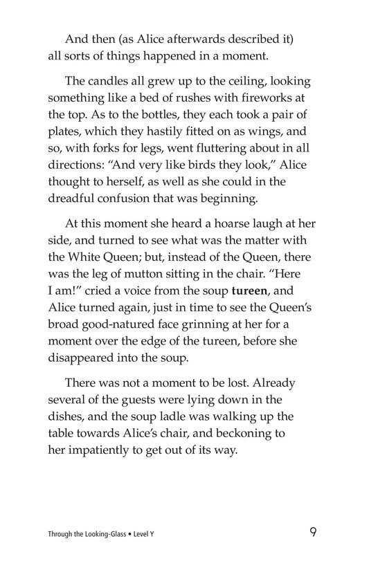 Book Preview For Through the Looking Glass (Part 10) Page 9