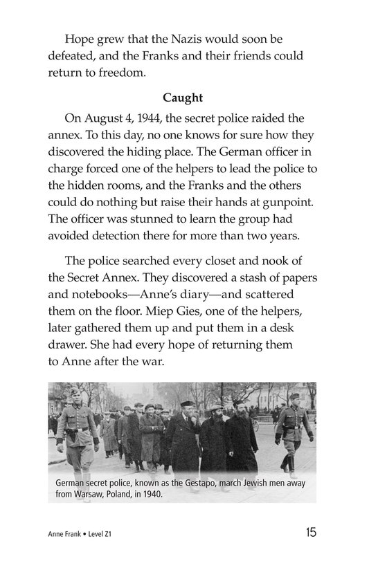 Book Preview For Anne Frank Page 15