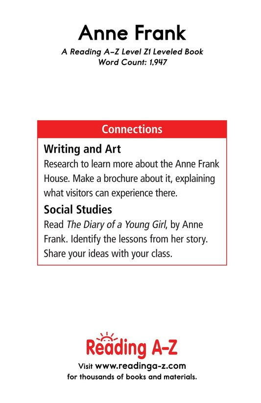 Book Preview For Anne Frank Page 21