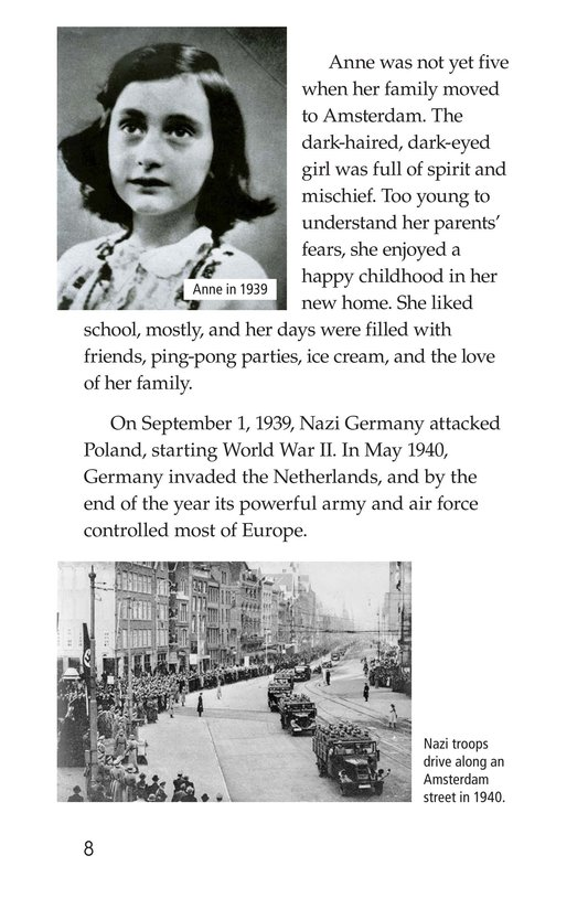 Book Preview For Anne Frank Page 8