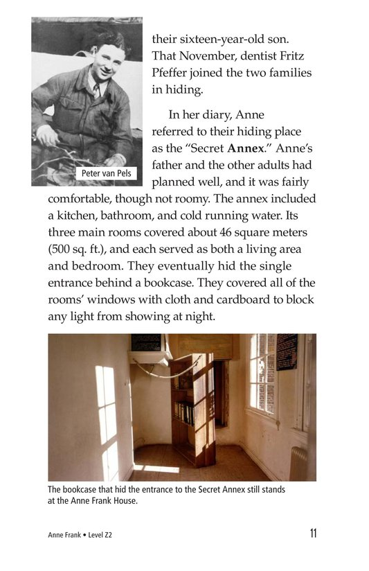 Book Preview For Anne Frank Page 11
