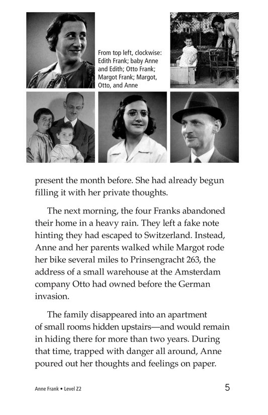 Book Preview For Anne Frank Page 5