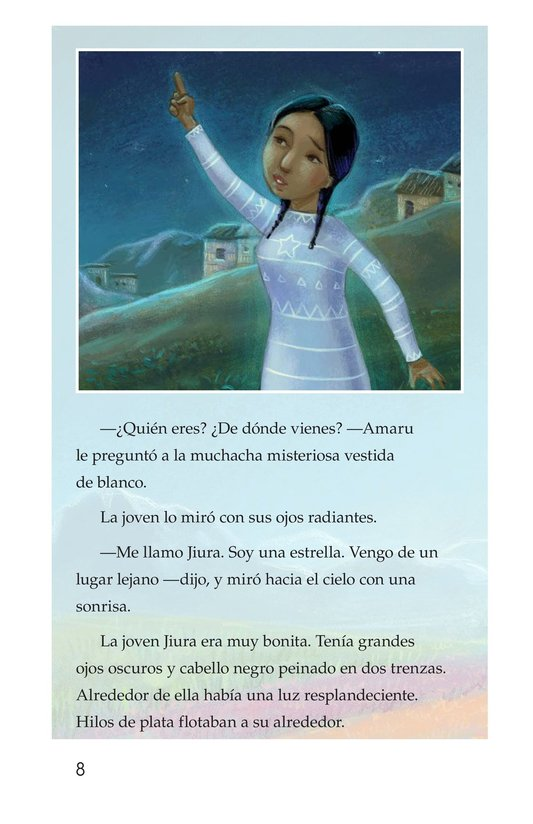 Book Preview For La leyenda de la quinua Page 8