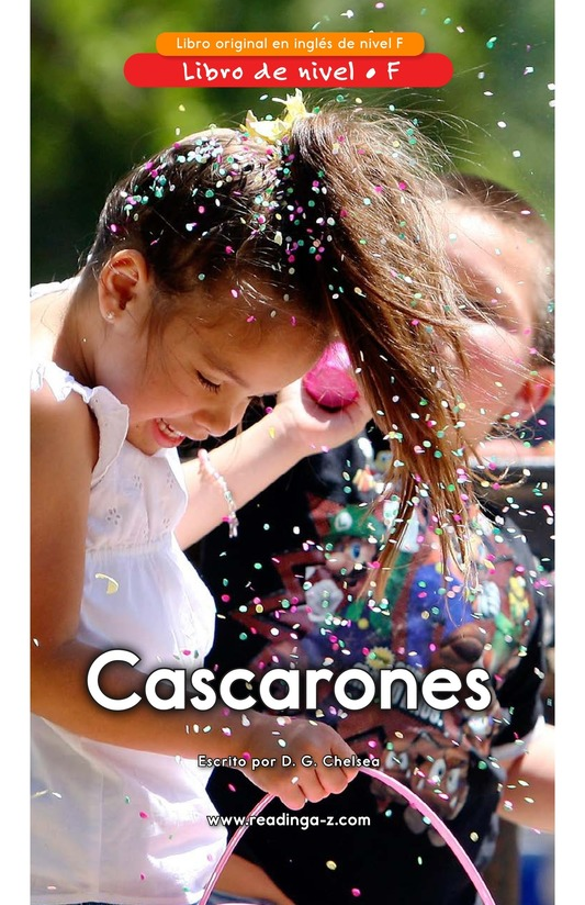 Book Preview For Cascarones Page 0
