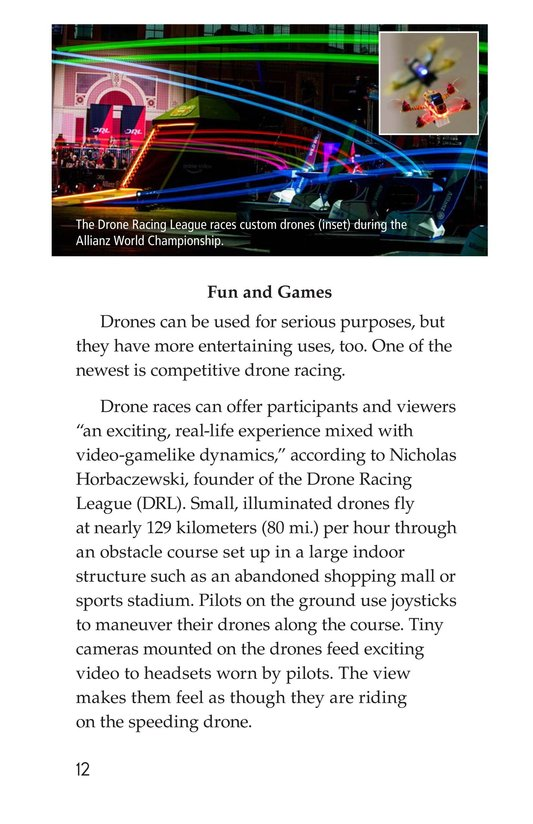 Book Preview For Drones Page 12