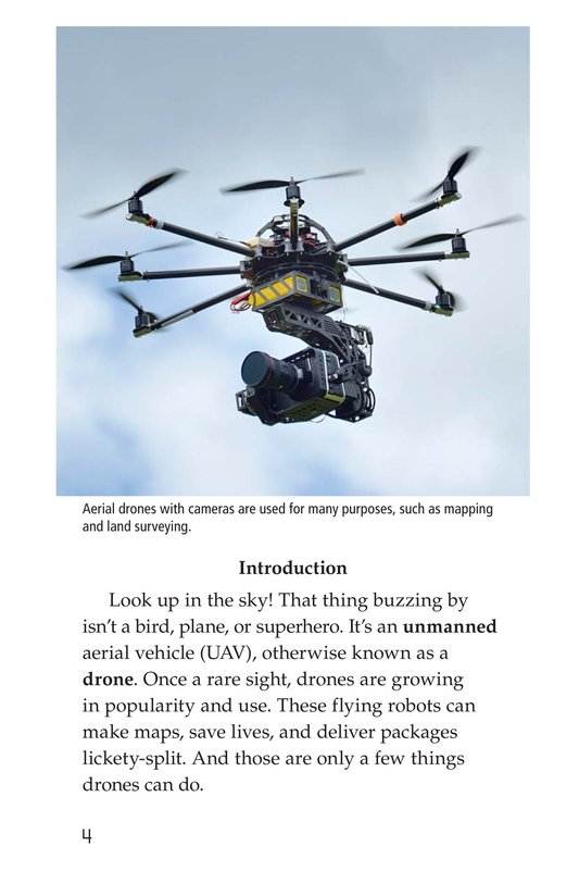 Book Preview For Drones Page 4