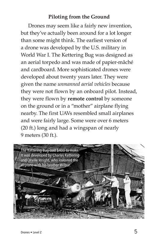 Book Preview For Drones Page 5