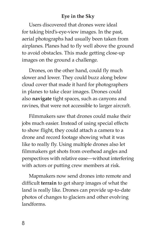 Book Preview For Drones Page 8