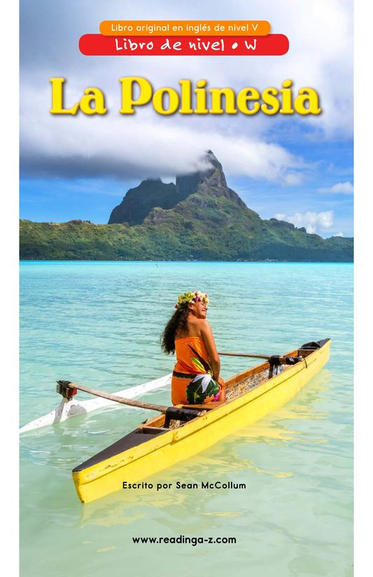 Book Preview For Polynesia Page 0