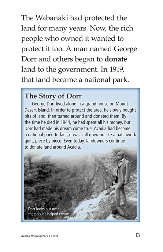 Book Preview For Acadia National Park Page 13