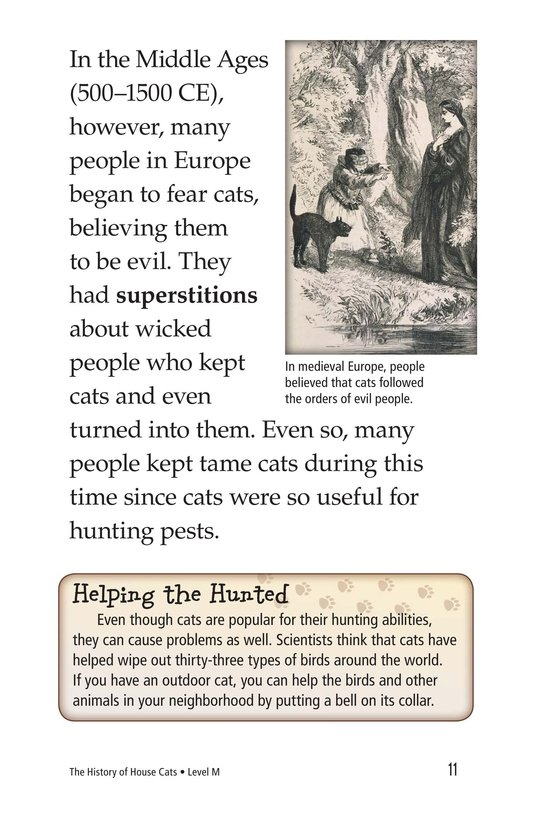 Book Preview For The History of House Cats Page 11
