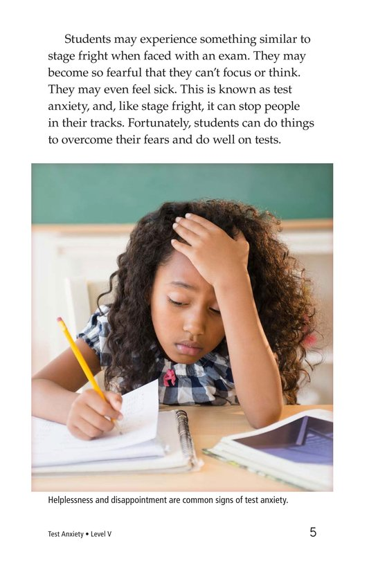 Book Preview For Test Anxiety Page 5