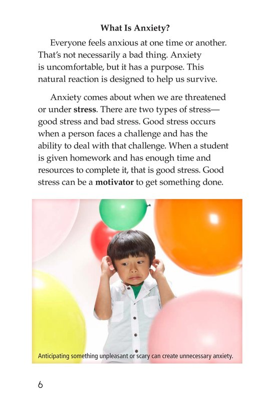 Book Preview For Test Anxiety Page 6