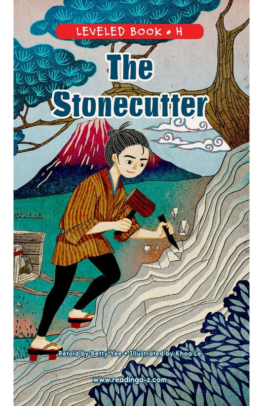 Book Preview For The Stonecutter Page 0