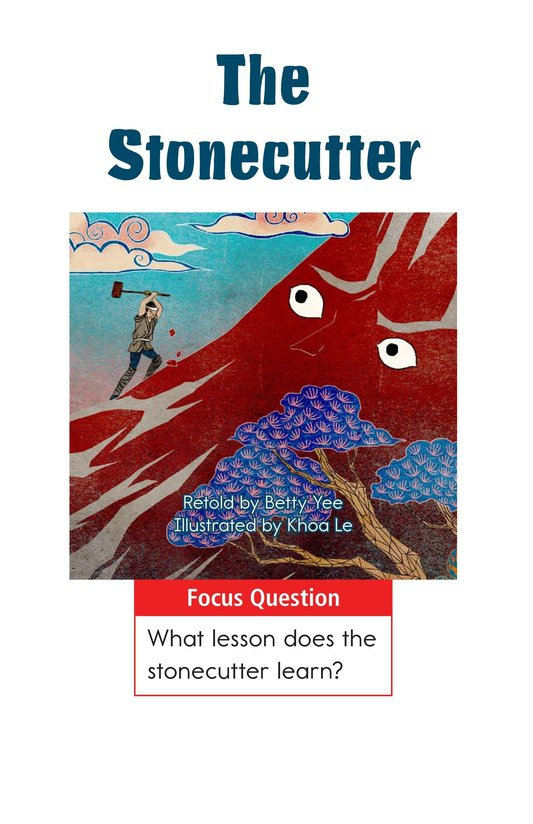 Book Preview For The Stonecutter Page 1