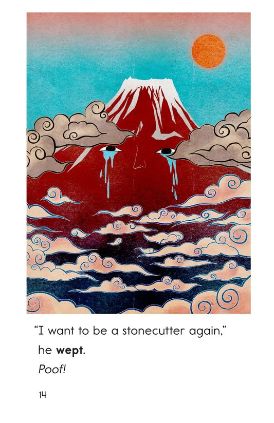 Book Preview For The Stonecutter Page 14