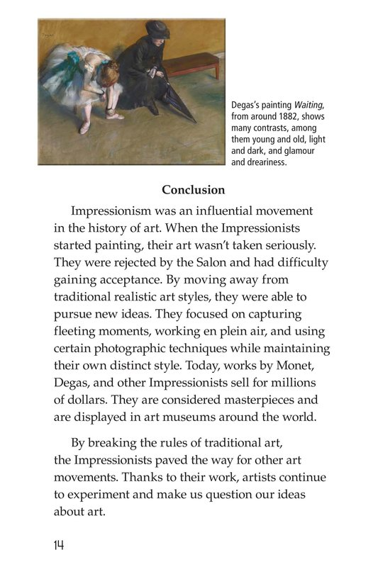 Book Preview For Make an Impression Page 14