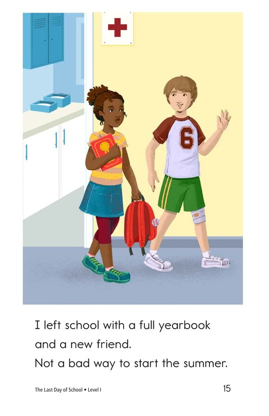 Book Preview For The Last Day of School Page 15