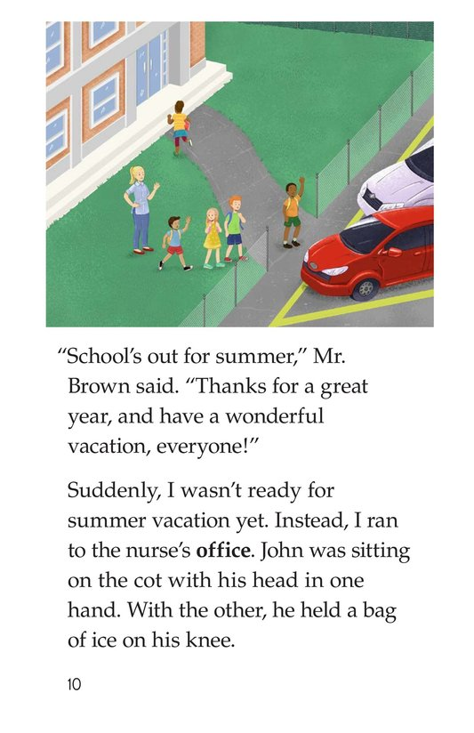 Book Preview For The Last Day of School Page 10