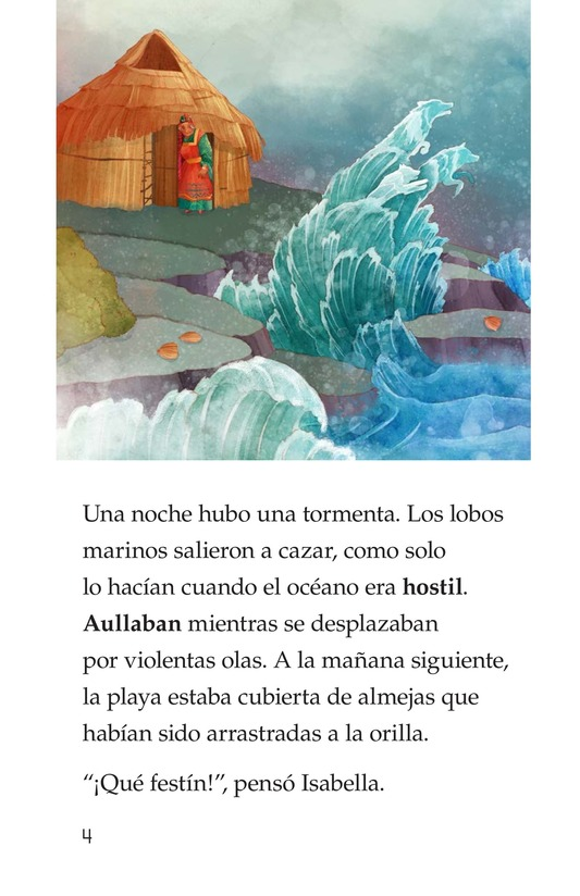 Book Preview For The Old Woman and the Sea Spirit Page 4