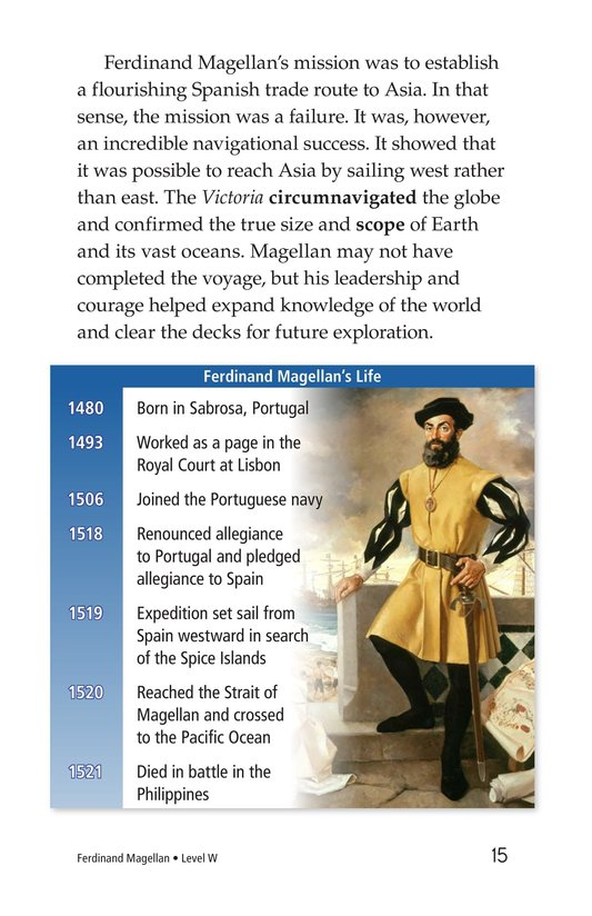 Book Preview For Ferdinand Magellan Page 15