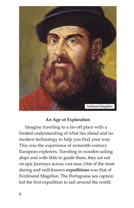 Book Preview For Ferdinand Magellan Page 4
