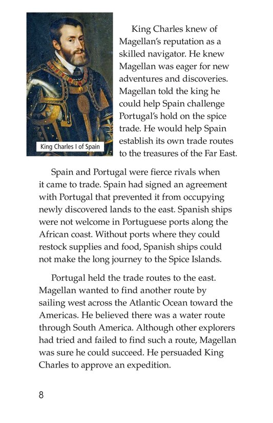 Book Preview For Ferdinand Magellan Page 8
