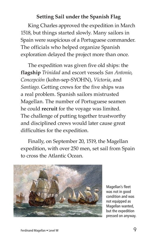 Book Preview For Ferdinand Magellan Page 9