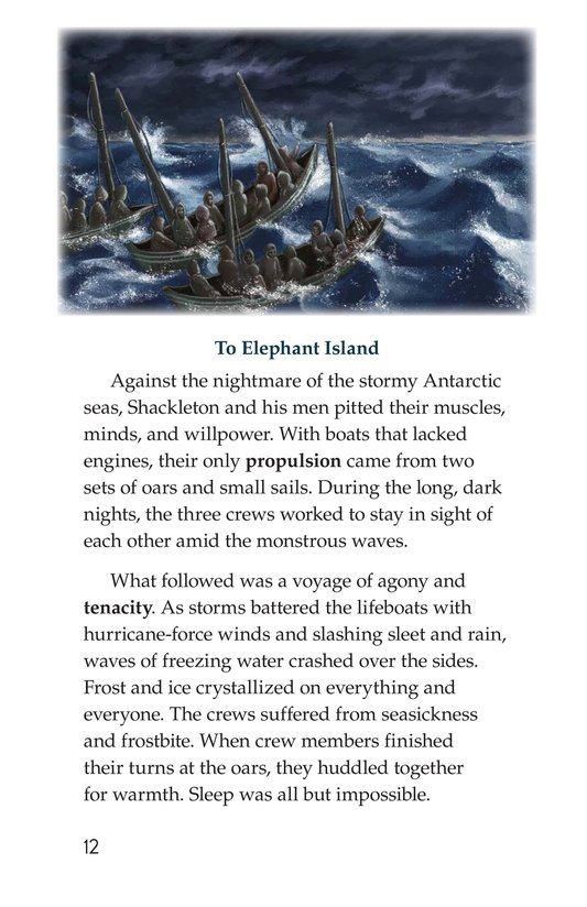 Book Preview For Endurance on the Ice Page 12