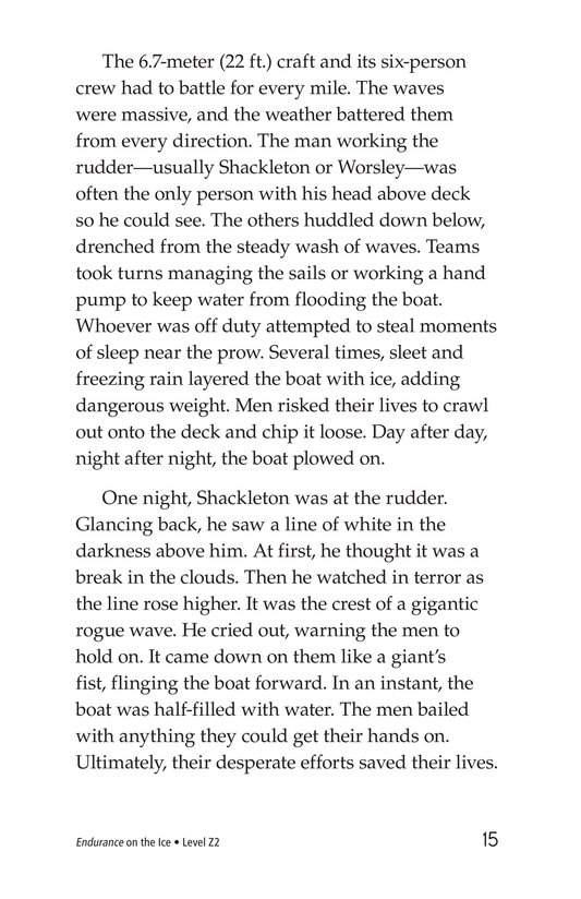Book Preview For Endurance on the Ice Page 15