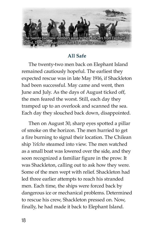 Book Preview For Endurance on the Ice Page 18