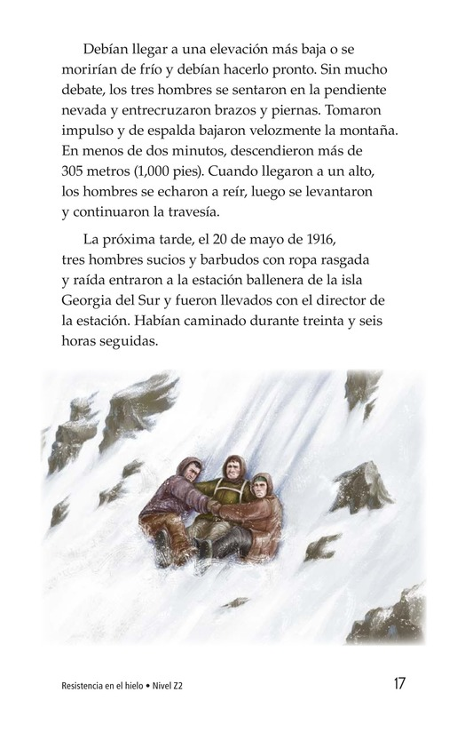 Book Preview For Endurance on the Ice Page 17