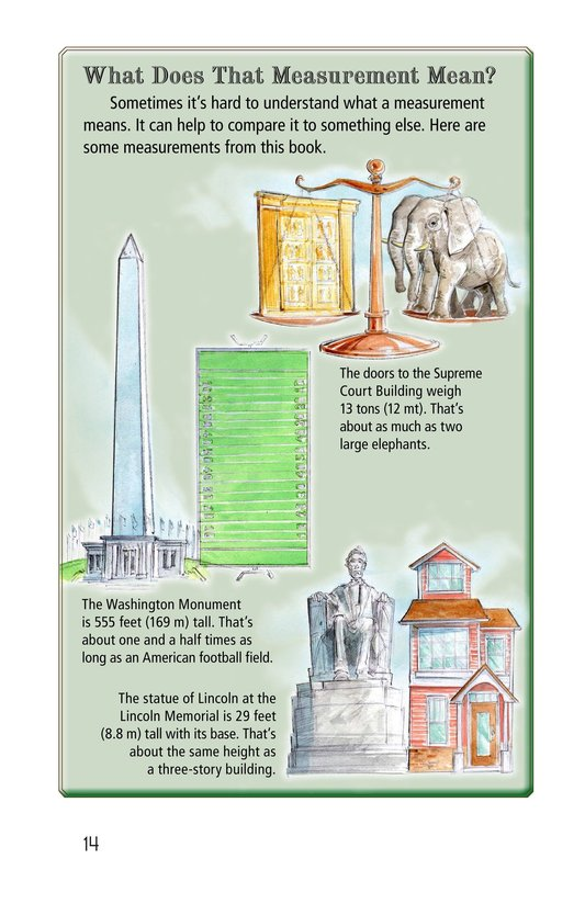 Book Preview For What's in Washington, D.C.? Page 14