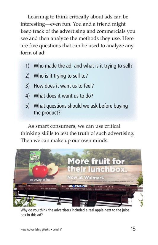 Book Preview For How Advertising Works Page 15