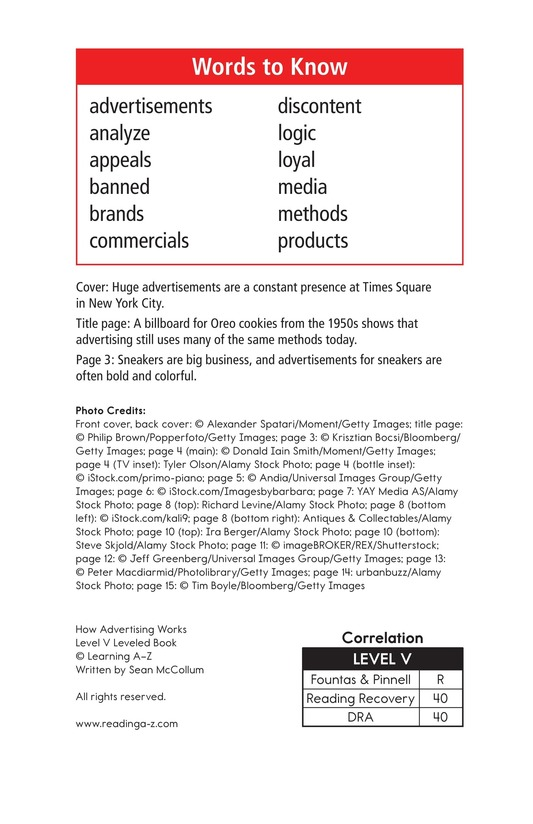 Book Preview For How Advertising Works Page 2