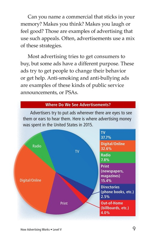 Book Preview For How Advertising Works Page 9