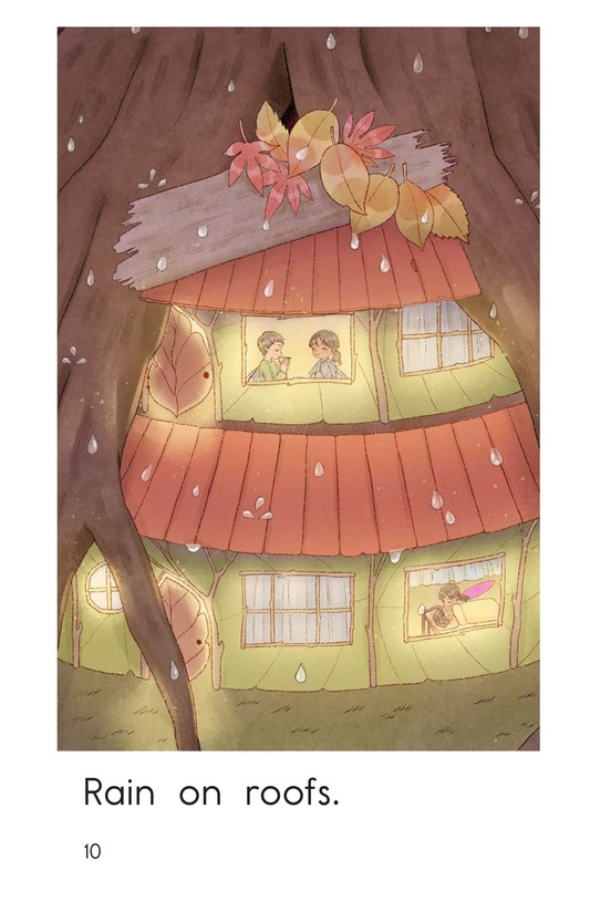 Book Preview For Rain on Fairyland Page 10