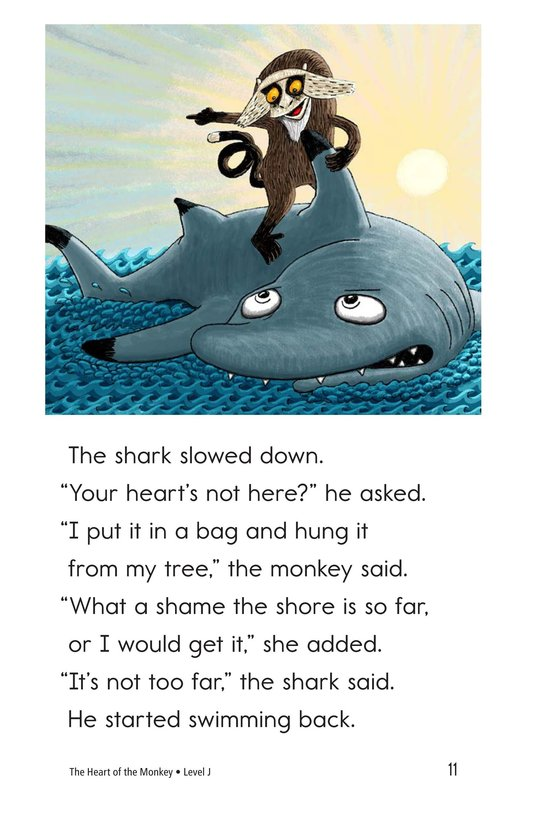 Book Preview For The Heart of a Monkey Page 11