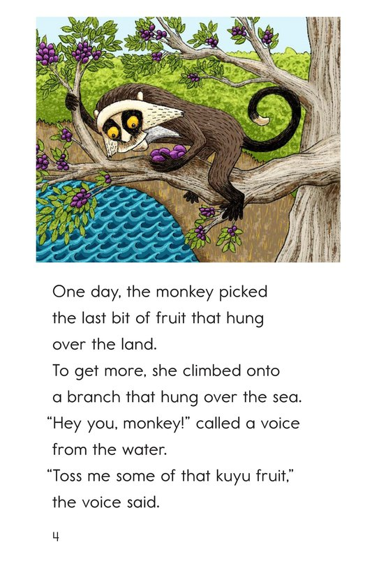 Book Preview For The Heart of a Monkey Page 4