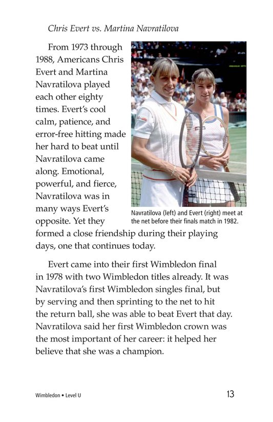 Book Preview For Wimbledon Page 13