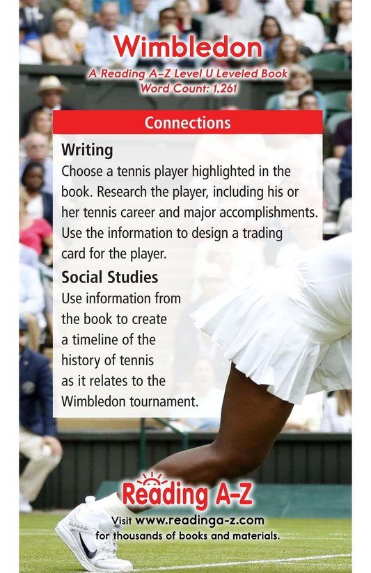 Book Preview For Wimbledon Page 17