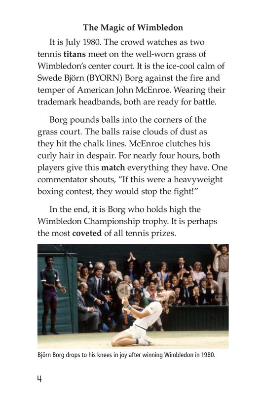 Book Preview For Wimbledon Page 4