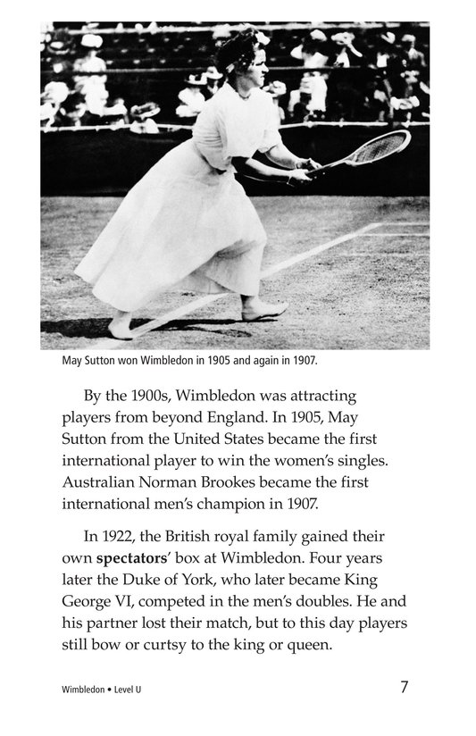 Book Preview For Wimbledon Page 7