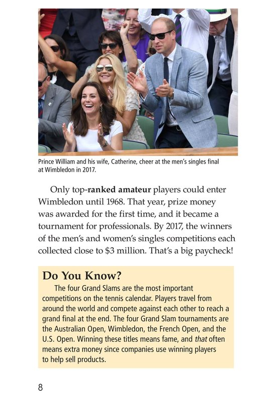 Book Preview For Wimbledon Page 8